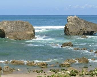 Biarritz, France/Atlantic Ocean/Beach/Nature and Landscape Photography