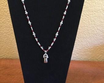 ID Badge holder lanyard necklace