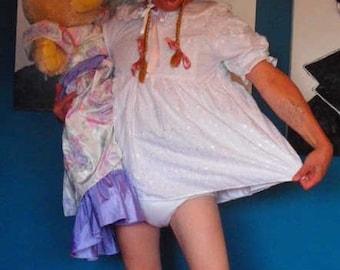 Handmade Broderie Anglaise AB Dresses