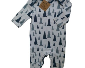 Organic Cotton Baby Romper - Organic Cotton Baby Clothes