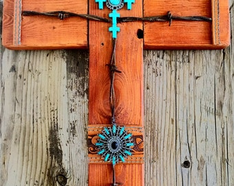 Country Wooden Cross