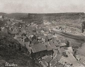 Staithes Village