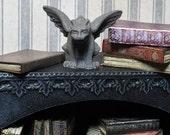 Realistic Miniature 1:12 Scale Gargoyle for Your Dollhouse or Shadowbox