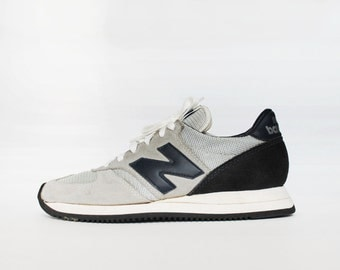 1970's New Balance Navy Gray Sneakers USA