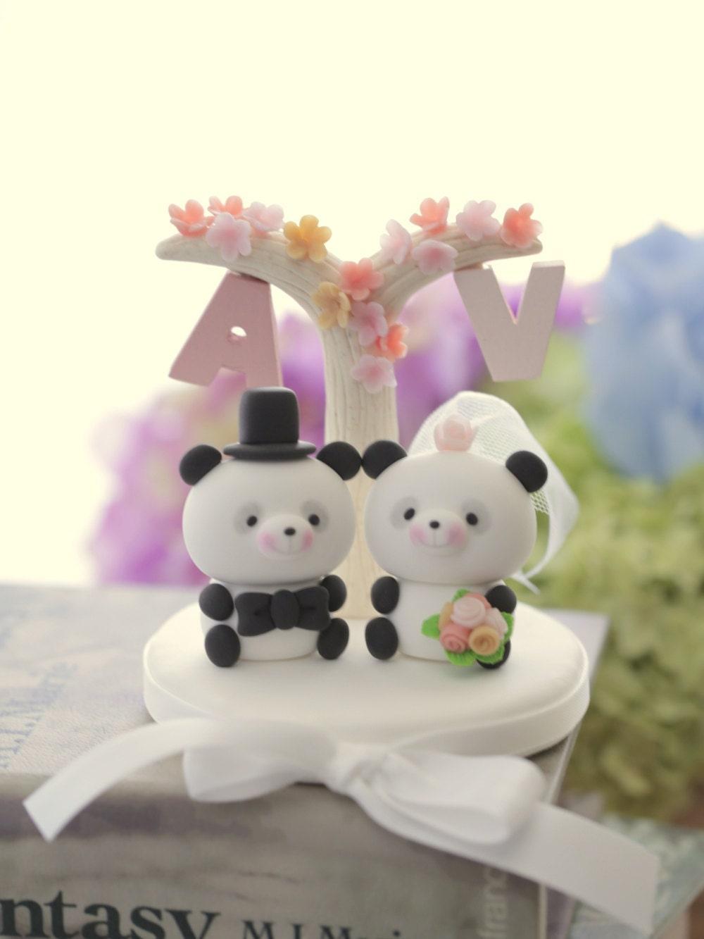 Panda wedding cake topper k954 e10261624442418340m 4399 panda wedding cake topper k954 junglespirit Gallery