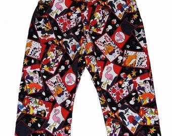 Hanafuda - Harajuku Clothing - Japanese Clothing - Asian Clothing - Black Pants - Baby Pants - Girl Pants - Boy Pants - Nb to 18m