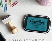 Aqua Pigment Ink Pad - ColorBox Pigment Ink Pad - Aqua Ink Pad