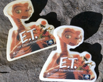 Pair of E.T. Pins