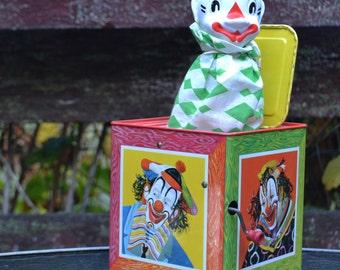 Jack in the Box in its Original Box