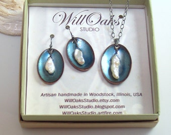 Enameled Jewelry
