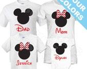 Family Mickey Chevron Minnie Vacation Year Shirts. Family Chevron Shirt. Disney Vacation Shirt. Disney Family Shirt. Mickey Family Shirt.