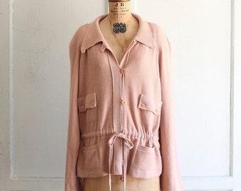 vintage SONIA RYKIEL jacket slouchy oversized anorak