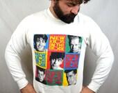 Vintage RARE NKOTB New Kids on the Block 1989 Sweatshirt