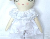 Vintage-Style Ragdoll - Gifts for Women - Baby Shower - Soft Doll - Gifts for Girls - Home Decor Doll