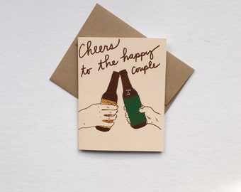 Scratch & Sniff Beer Cheers Card