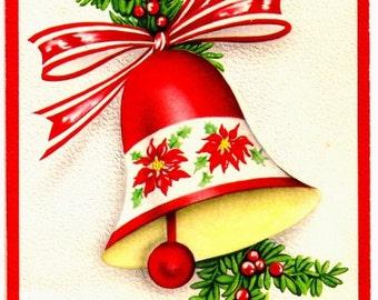 Similar to christmas bell ornament ornie mercury glass ball christmas