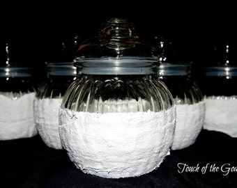 Custom One of a Kind Gratitude or Word of the Year Jar
