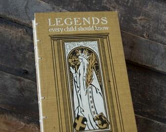 1907 LEGENDS Vintage Lined Notebook