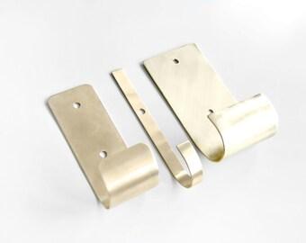 SUSPE (S) brass wall hook
