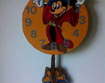 Mickey Mouse The Sorcerer's Apprentice from Disney's Fantasia