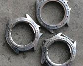 Wrist Watch Case Parts  -- set of 3 -- D12