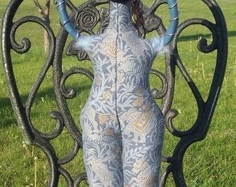 OOAK Blue Goddess