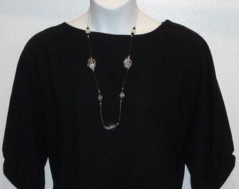 XS-XL Post Surgery Sweater- Shoulder, Mastectomy, Breast Cancer Shirt / Hospice / Seniors / Stroke / Rehab / Breastfeeding  - Style Jan