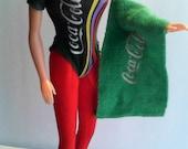 1986 Coca Cola 11 1/2 Aerobic Fashions 4010