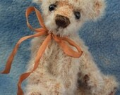 "5"" Clarence OOAK Miniature Vintage style Mohair Artist Bear by Bramber Bears"