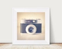 Through the Looking Glass 01 - Fine Art Print Camera Zeiss Ikon vintage photo photography