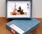 Yangjing Yang Jing Bean Sculpture Miniature Diorama vintage China Palace Museum