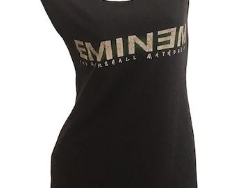 Def EMINEM Reshaped 2-Sided T-Shirt / Tunic / Dress sz. S / M
