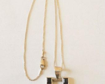 Sterling Amethyst Necklace Set