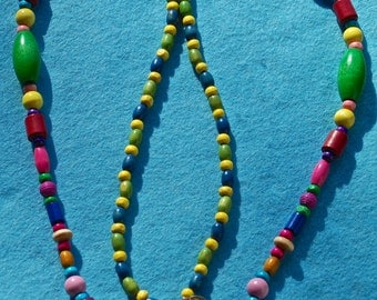 Sunshine: A One-of-a-Kind Necklace from  Treasure Of The Phoenix