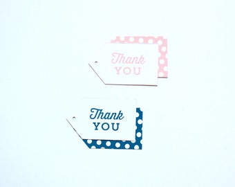 Thank You Gift Tags - 18 pack