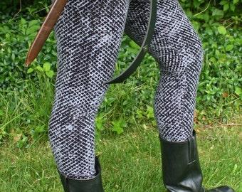 Men's Crushed Velvet Leggings, Embossed Snake - pick your color/ pick your size