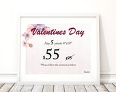 Personalized Gifts for Women, Valentine's Day Gift, Set of Prints, Personalized Valentines Day, Home Decor