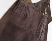 SALE Slouch Bag Purse PDF sewing pattern; purse sewing pattern, womens purse pattern, purse pdf pattern, slouch, leather purse, leather