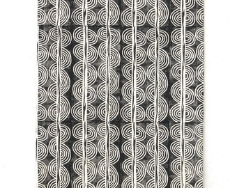 Archy Block Printed Wall Textile