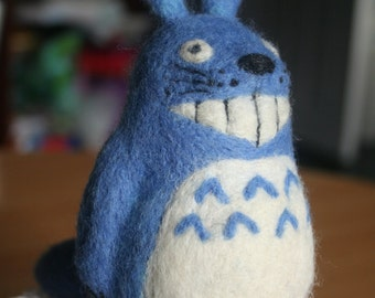 YOUR FAVORITE CHARACTER - Personalized order for needle felted toy or sculpture - made to order