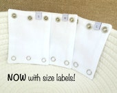BODYSUIT EXTENDERS - Expanders. Add a size to bodysuit. Also great for cloth diaper babies! Fits Carter's and all major brands!