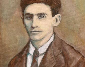 Franz Kafka print