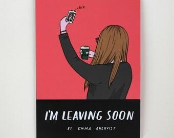 I'm leaving soon, Graphic Novel / Comic Book