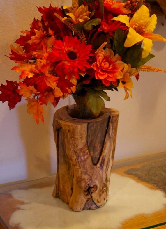 Aspen vase, Rustic vase, Rustic home decor, Modern rustic decor