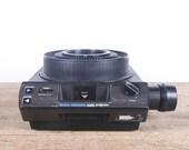 Slide Projector / Working Kodak Carousel 4600 35mm Slide Projector / Kodak Slide Projector in Box / Projector Lens / Antique Projectors