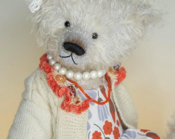 OOAK handmade mohair BereguodBears teddybear Bea