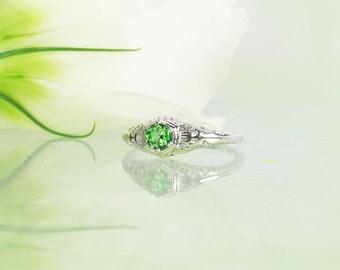 herkimer diamond rings amp other natural gemstone by greengem