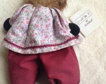 Fun Little Doll Made in Wasilla Alaska