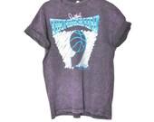 Dan Majerle Phoenix Suns Thundernine Dan Thunder Vintage Shirt Size #9 Mens Size Large