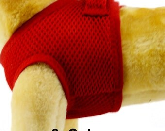 Step In Air Mesh Dog Harness in 8 Colors